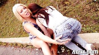 Stacey Shine et Stephanie Diamond