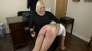 Teen Charlotte Punished Severely In The Boarding School